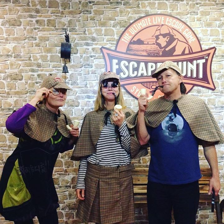 Best Real-Life 'Escape the Room' Game in Sydney | Escape Hunt Good reviews