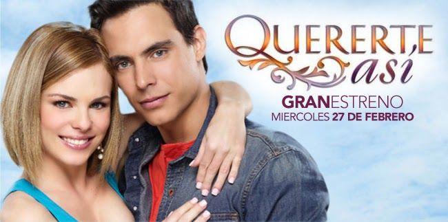 Quererte así es una telenovela mexicana producida por Rafael Urióstegui para TV Azteca en 2012, una historia original de Eric Vonn.     Pro...