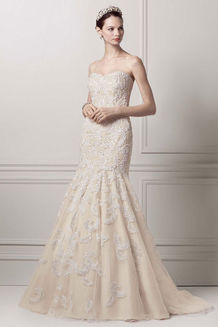 Discontinued Oleg Cassini Bridal Gowns   Dress images