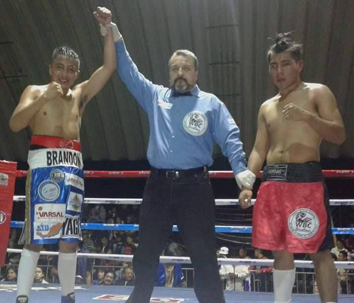 Una de las grandes promesas del boxeo mexicano, seguirá dando de qué hablar para el 2017, es el caso de Brandon