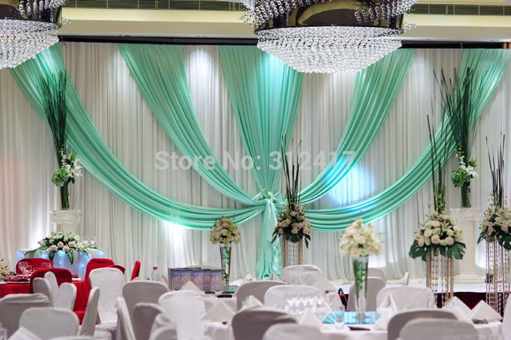 Diy Wall Draping For Weddings That Meet Interesting Decors: 1000+ Ideas About Curtain Backdrop Wedding On Pinterest