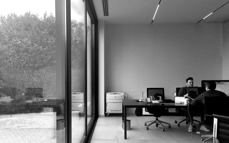 Inspiring offices: Ikon Creative Agency