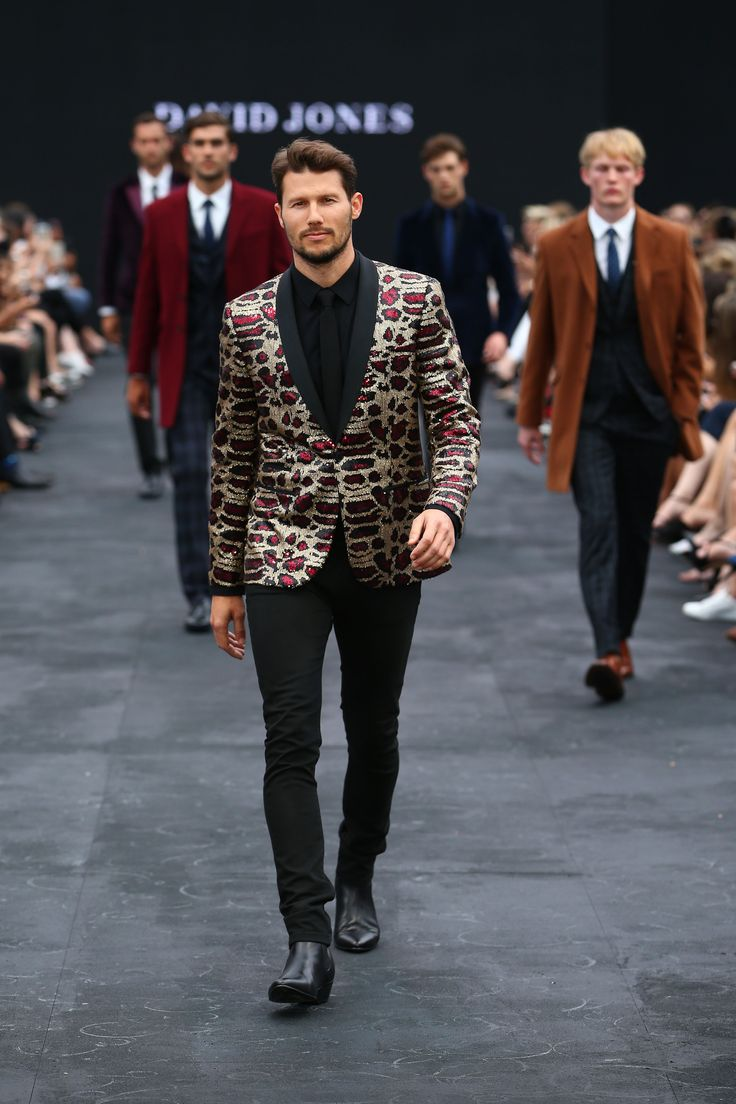 #JasonDundas in #JackLondon suiting available at David Jones.