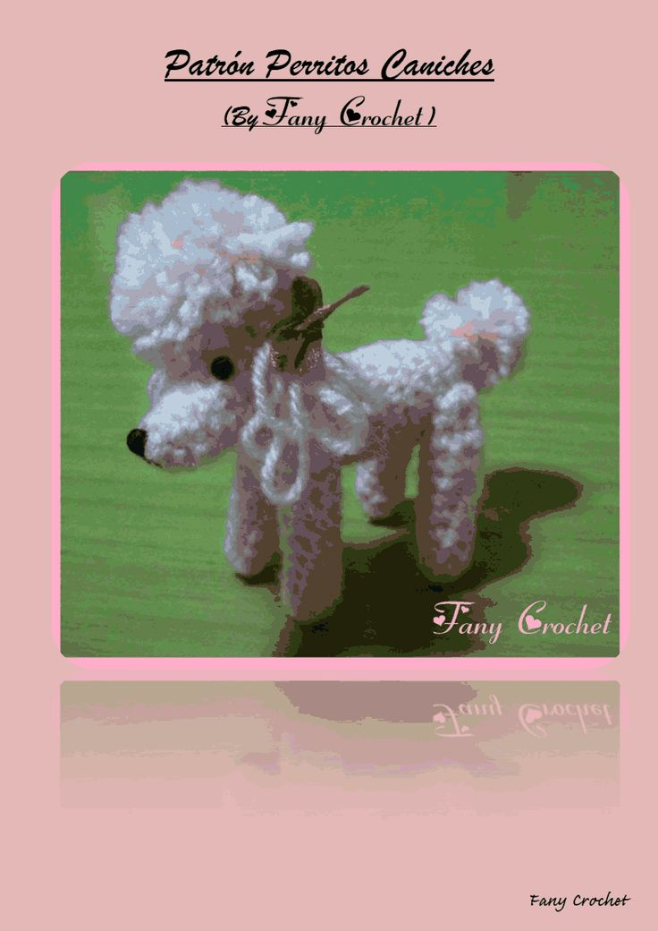 Patrón Perritos Caniches by Fany Crochet-signed.pdf