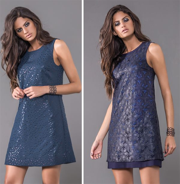 Brilhos da Moda: Para usar dos dois lados