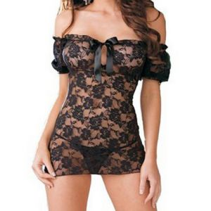 Erotic Dress Black