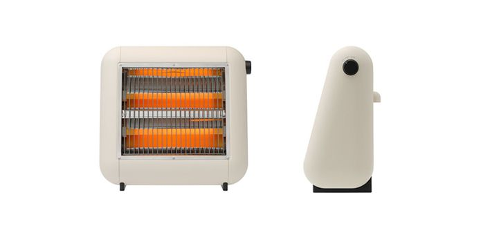 ±0 - Electric Heater series