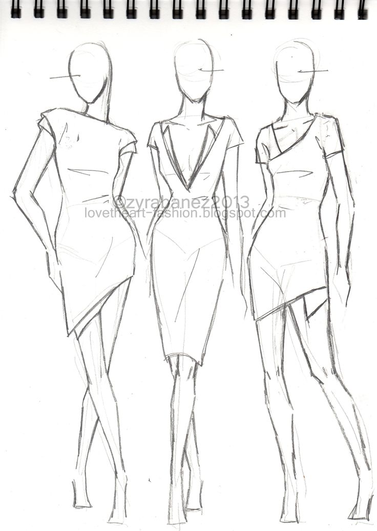Best 25+ Fashion figure drawing ideas on Pinterest Fashion - fashion designer templates