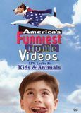 America's Funniest Home Videos: AFV Looks At Kids & Animals [DVD]