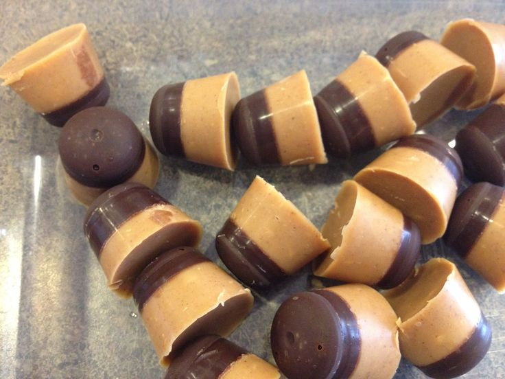Who doesn't LOVE peanut butter cups? And when you're *dieting* you've got to have some staples you can go to when you feel that urge to drown your sorrows in food - right? The next time you get tha...