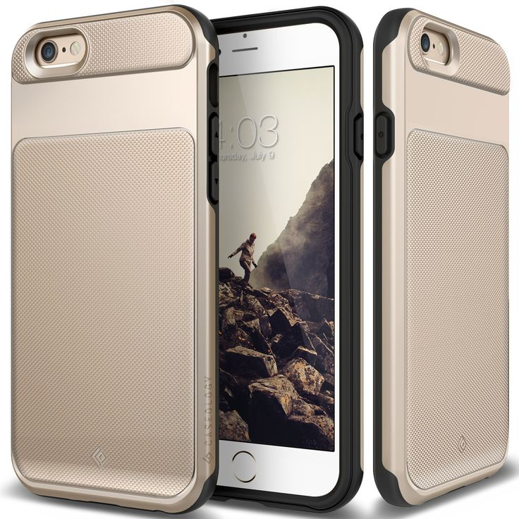 Vault Series [Gold] for Apple iPhone 6/6S