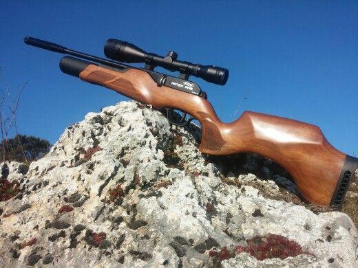 Wiatrówka karabinek Walther Rotex RM8 Royale 1.5