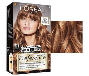 No. 3 für dunkelblondes bis hellbraunes Haar