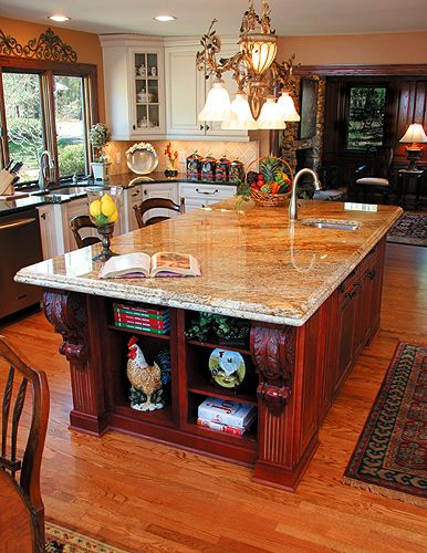 39 Big Kitchen Interior Design Ideas For A Unique Kitchen: 141 Best Granite Images On Pinterest