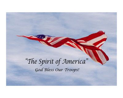 In honor of ALL our military men and women who serve our country..