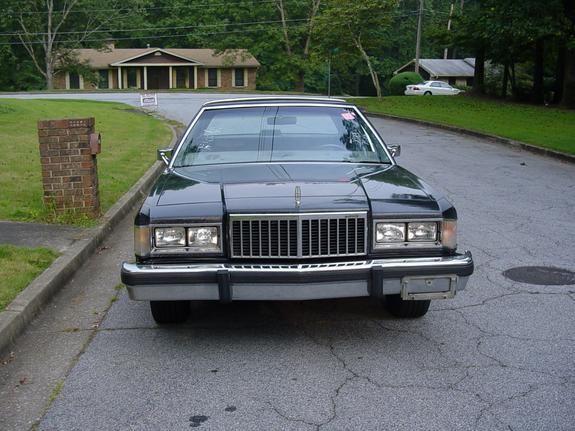 2tallMonteSS's 1986 Mercury Grand Marquis in Riverdale, GA