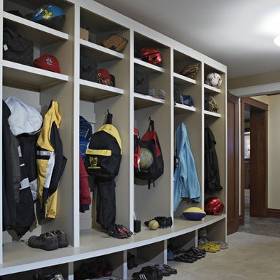 Hockey Lockers Design Pictures Remodel Decor And Ideas