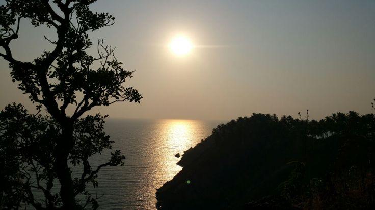 Cabo de Rama fort , South Goa