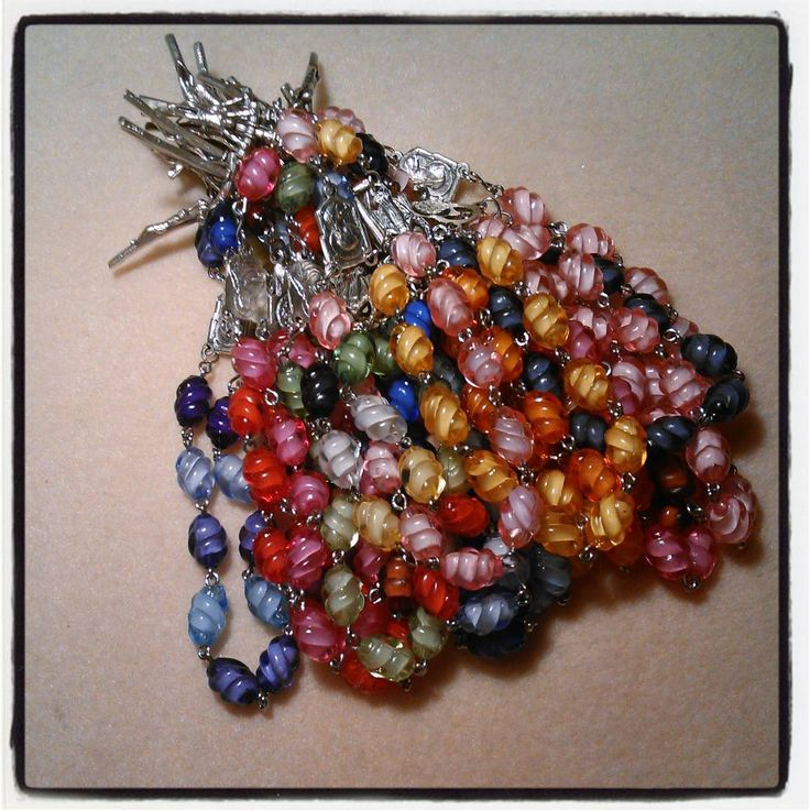 """""""#różańce #rosary #růzence"""""""