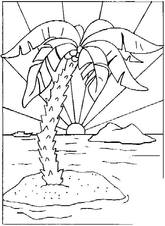 45 best coloring page tropical images on artists