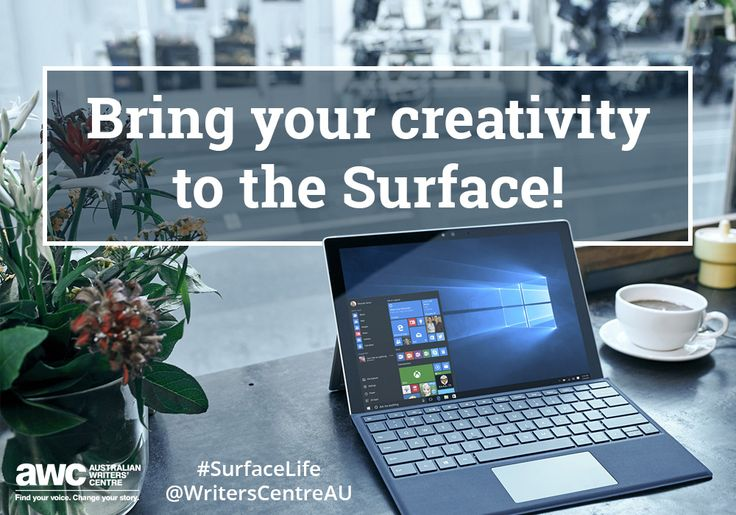 Win your own Surface Pro 4! Visit the blog for details on how to enter.