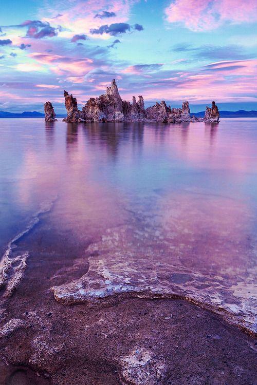 mono lake, california   nature + landscape photography #waterscape