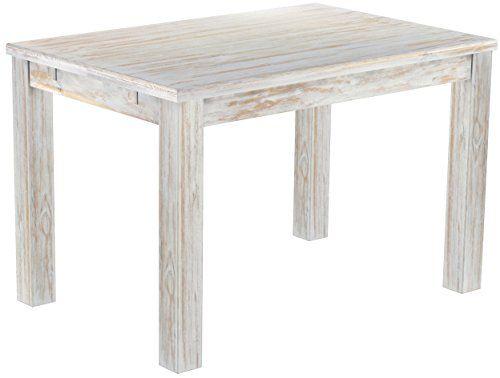 Esstisch Massivholz Pinie : Esstisch Rio Classico 120 x 80 x 75 cm, Pinie Massivholz