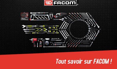 Tout savoir sur la célèbre marque FACOM. #facom #outillage {