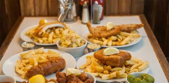 17 best ideas about fish and chip shop on pinterest fish for Fish chips near me