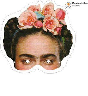 máscara de Frida