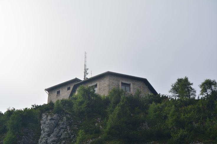 The Eagle nest Berchtesgaden in Germany. Author-Tereza Večerková