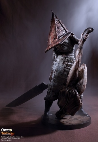 Pyramid Head 1 6 Scale Limited PVC Statue