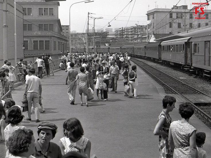 Stazione di Genova Sampierdarena (1966)