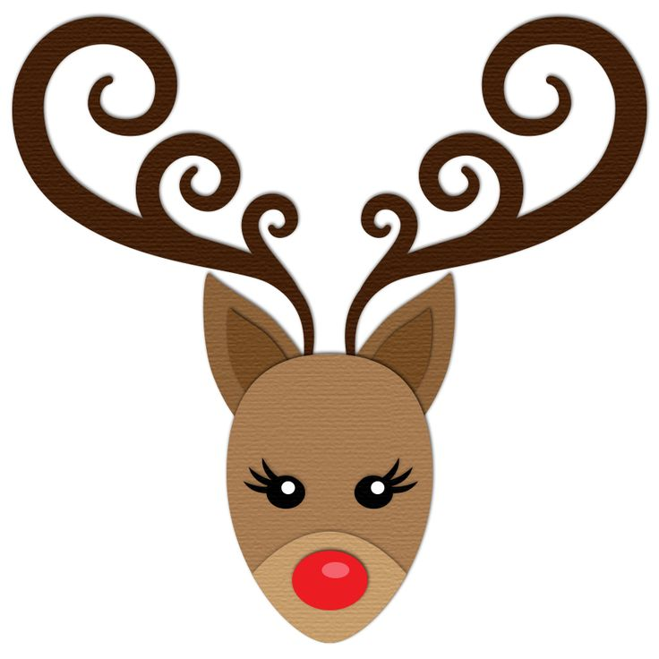 17 Best Images About Rudolph On Pinterest Toy Dogs Clip