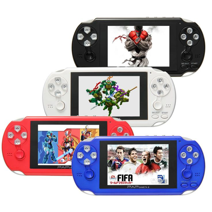 64 Bit 4.1 Inch Handheld Game Player Game Console 4G MP5 Game Player 200 Kinds portable consoles Multimedia classic Games     Tag a friend who would love this!     FREE Shipping Worldwide     Get it here ---> https://www.techslime.com/64-bit-4-1-inch-handheld-game-player-game-console-4g-mp5-game-player-200-kinds-portable-consoles-multimedia-classic-games/