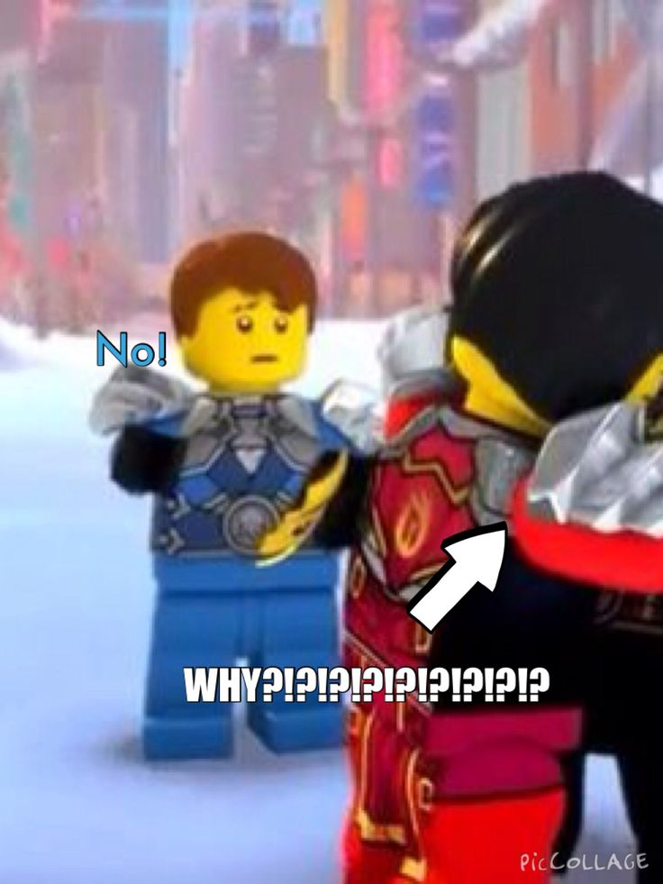 Lego ninjago jay and nya kiss