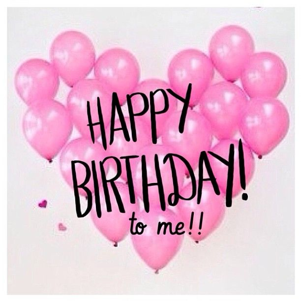The 25+ best Happy birthday to me quotes ideas on Pinterest ...