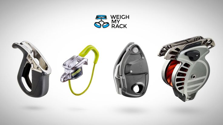 All the Belay Devices Coming in 2017 - Black Diamond, Edelrid, Petzl, Wi...