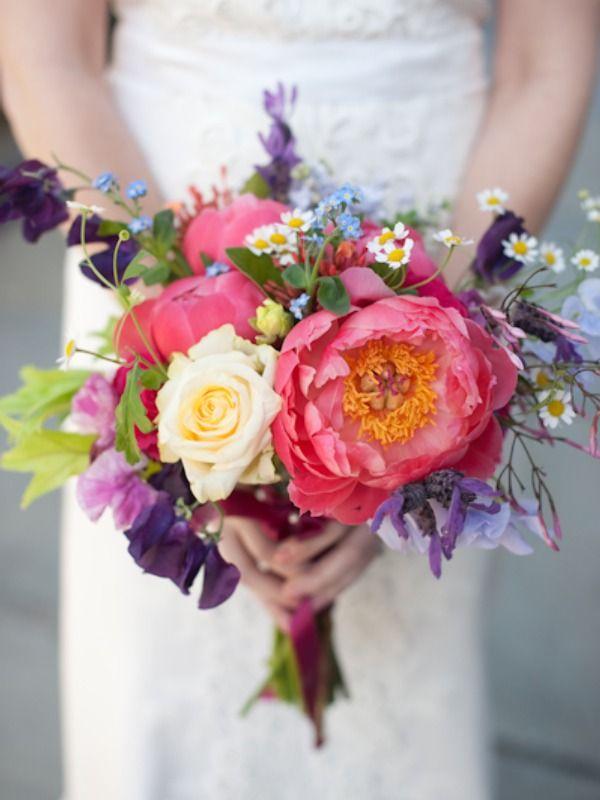 Beautiful Bouquet - almost handpicked look!