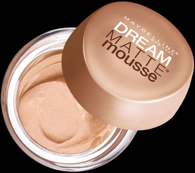 Dream Matte® Mousse - Foundation by Maybelline
