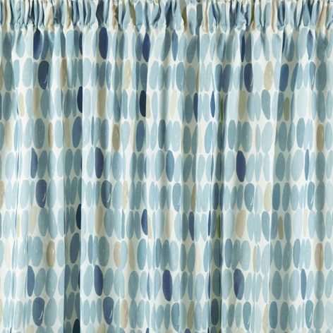 Wallace Cotton Ready Made Curtains #lauraashleyhome
