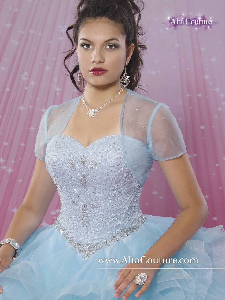 17 best images about cinderella quinceanera on pinterest for Alta couture