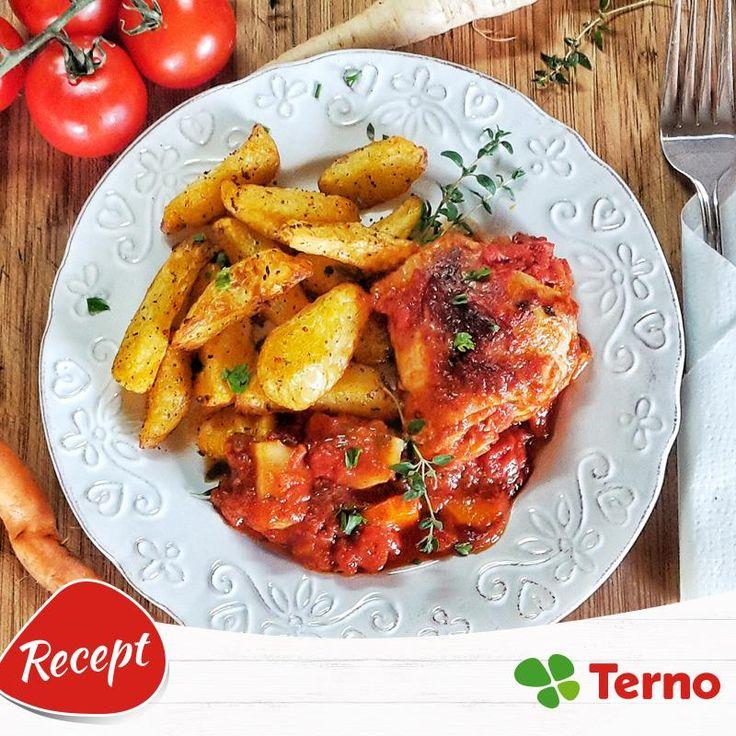 Kuriatko so zemiakmi je taká chutná klasika. Skúste ho pripraviť podľa nášho receptu a určite neoľutujete. http://bit.ly/29r7Hh1