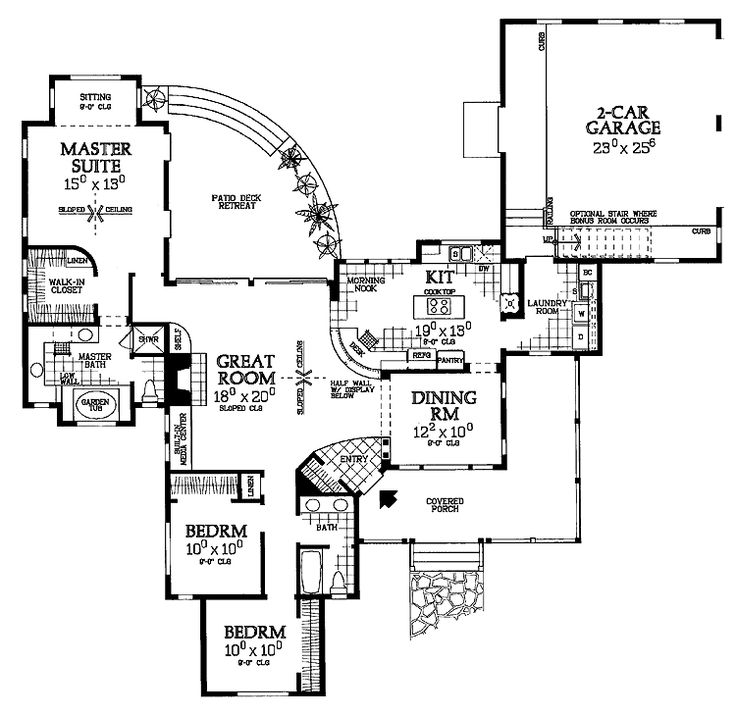 nice country home building plans. 86 best  Le HOME FLOOR PLANS images on Pinterest Floor plans Dream houses and Home