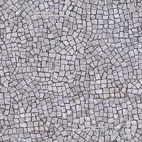 Textures Texture seamless | Marble paving cobblestone texture seamless 19809 | Textures - ARCHITECTURE - ROADS - Paving streets - Cobblestone | Sketchuptexture