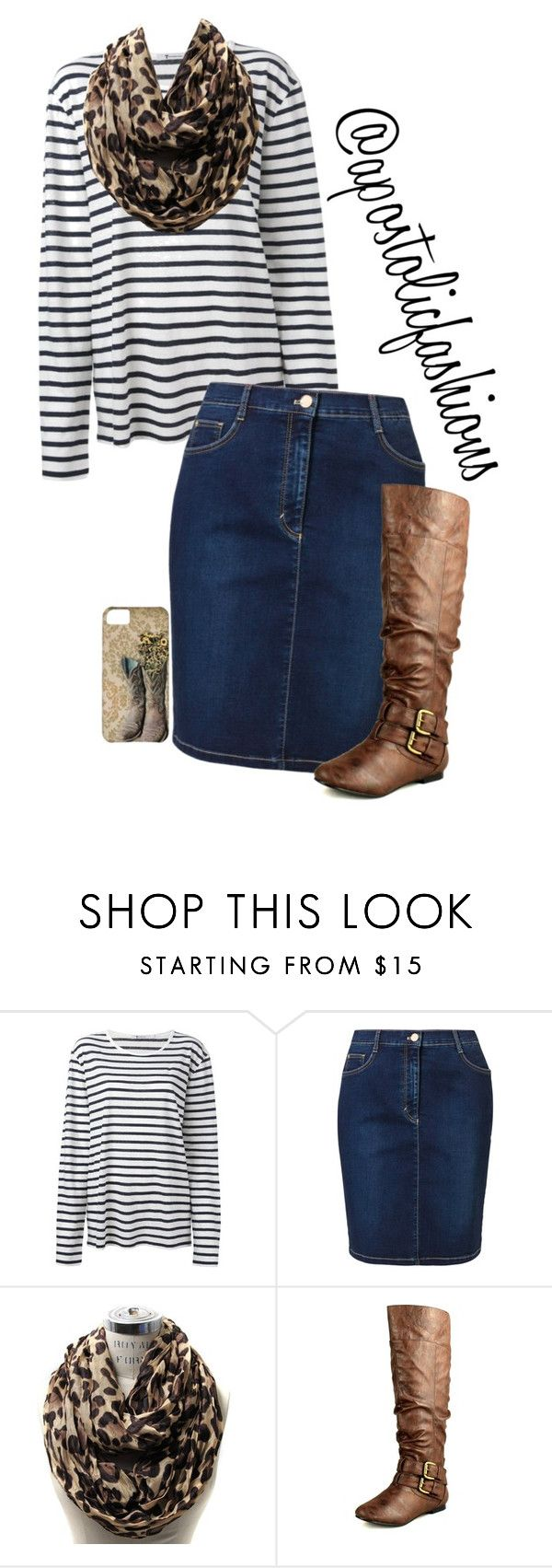 """Apostolic Fashions #1273"" by apostolicfashions ❤ liked on Polyvore featuring T By Alexander Wang, Betty Barclay and Nature Breeze"