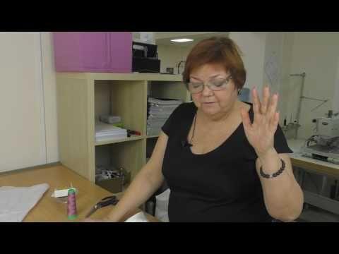 Учимся вметывать рукав реглан Удлиненная рубашка часть 4 - YouTube