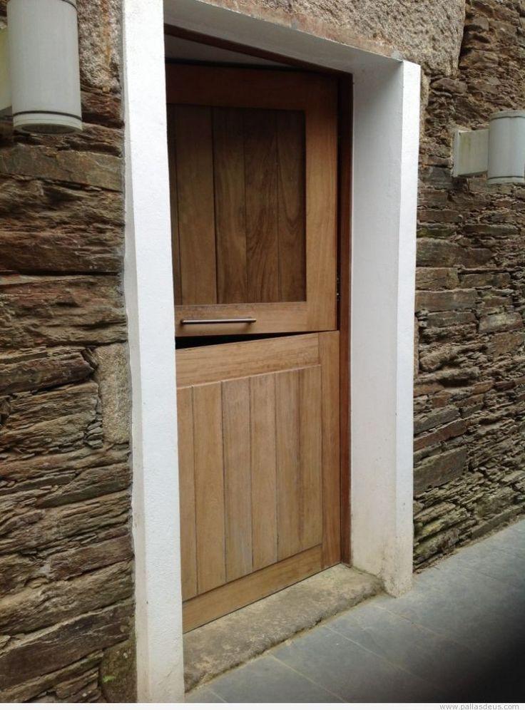Las 25 mejores ideas sobre puertas de entrada dobles en for Doble puerta entrada casa