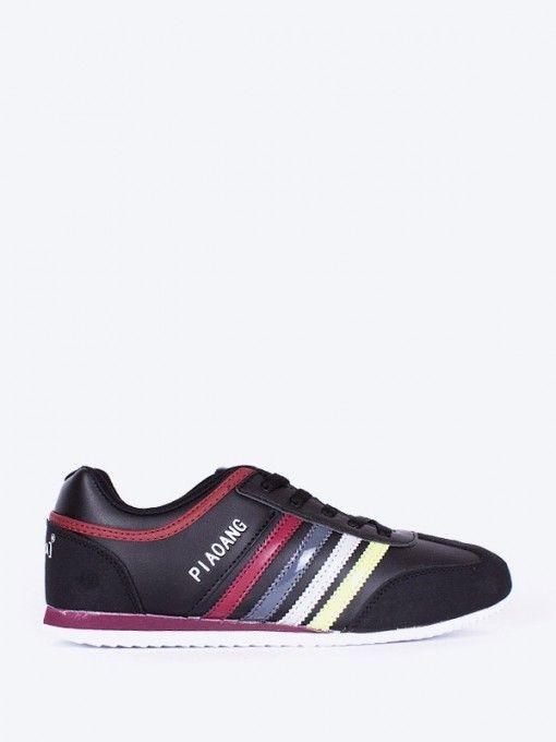 Adidasi pentru barbati Piaoang – negru
