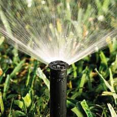 Installing Inground (Pop up) Sprinklers